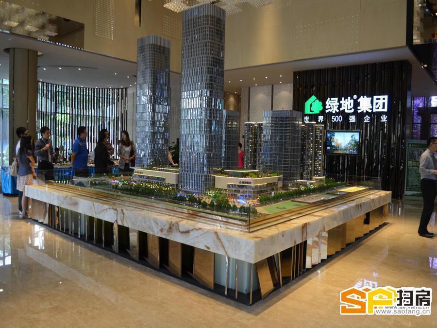 禅城绿地中心